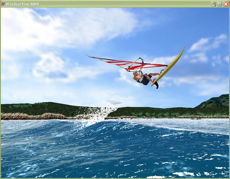 Windsurfing - The Game